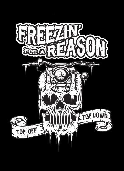 Freezin' for a Reason Logo Design - Benefiting Missouri Special Olympics