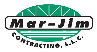 Mar-Jim Contracting Logo Design