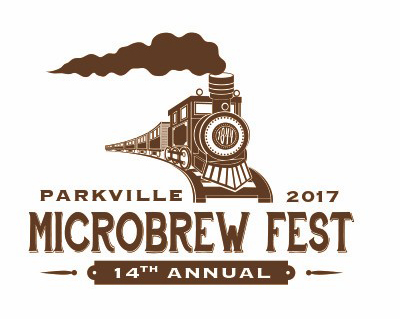 Parkville Brewfest Logo Design