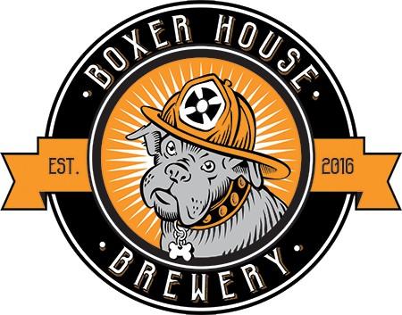 Boxer House Brewery Logo
